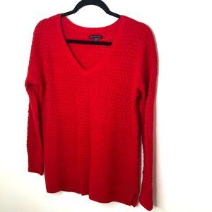 American Eagle Outfitters Red Med Sweater